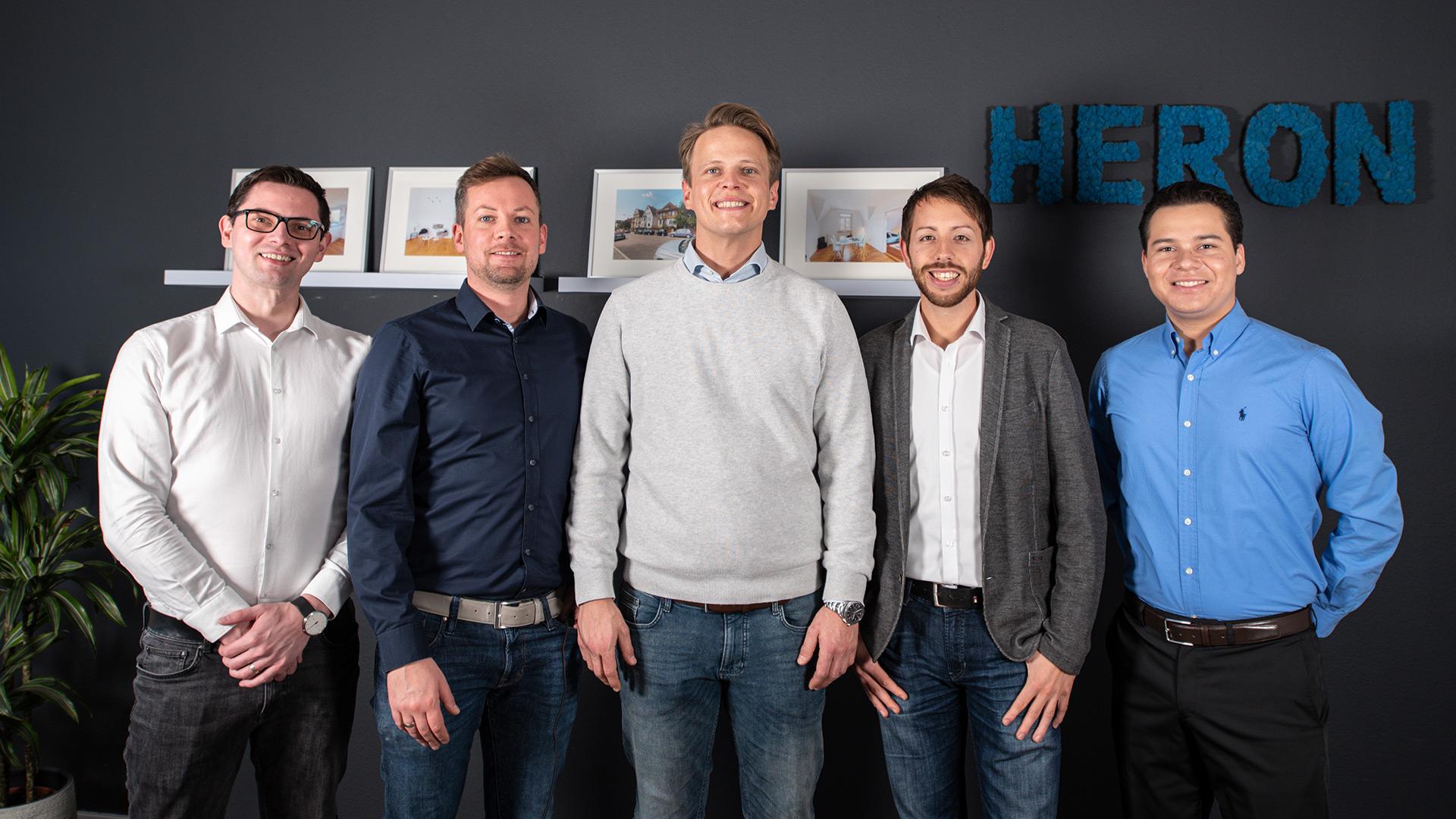 Team von HERON Immobilien