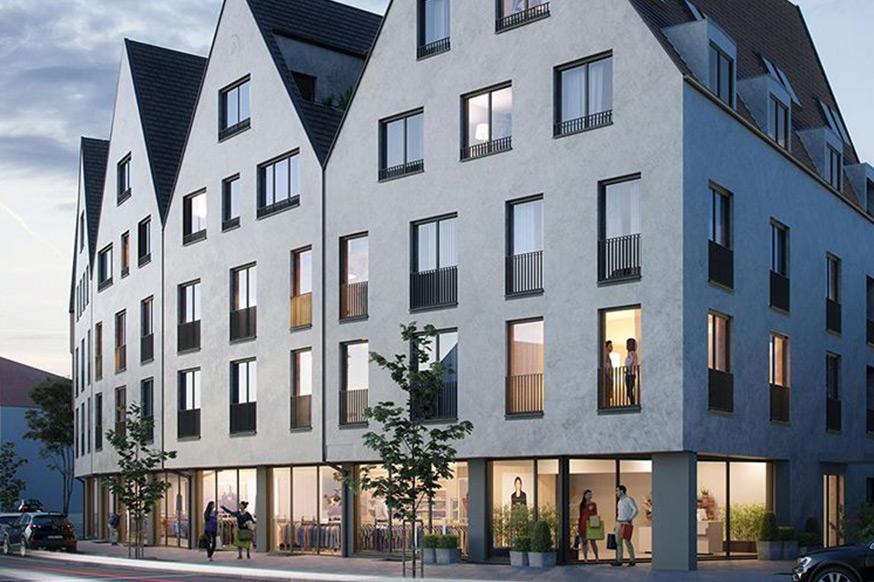 IMMOBILIENMAKLER Fellbach Stuttgart | HERON Neubauprojekt