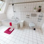 Tageslichtbadezimmer